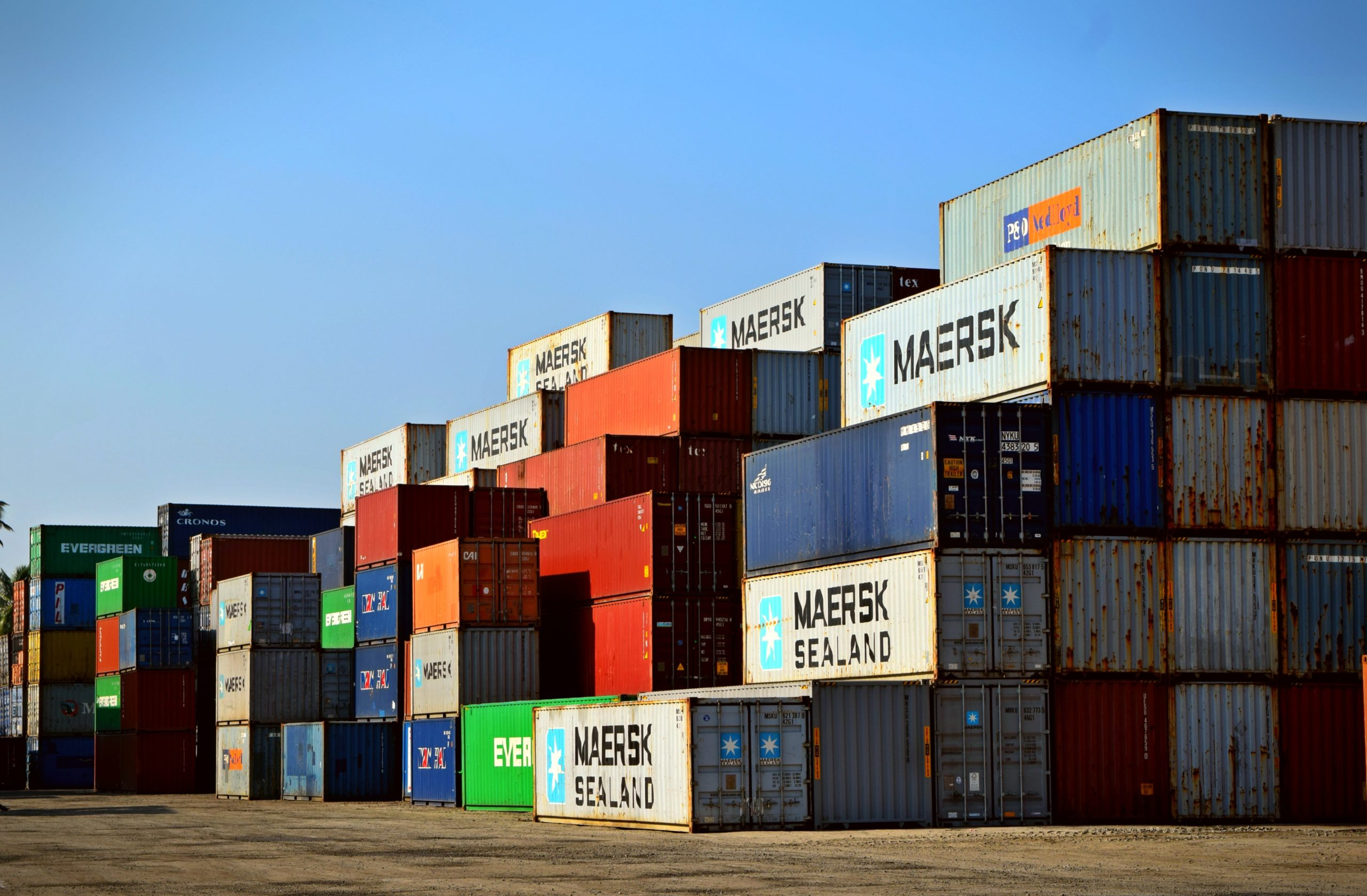 container fcl covid19